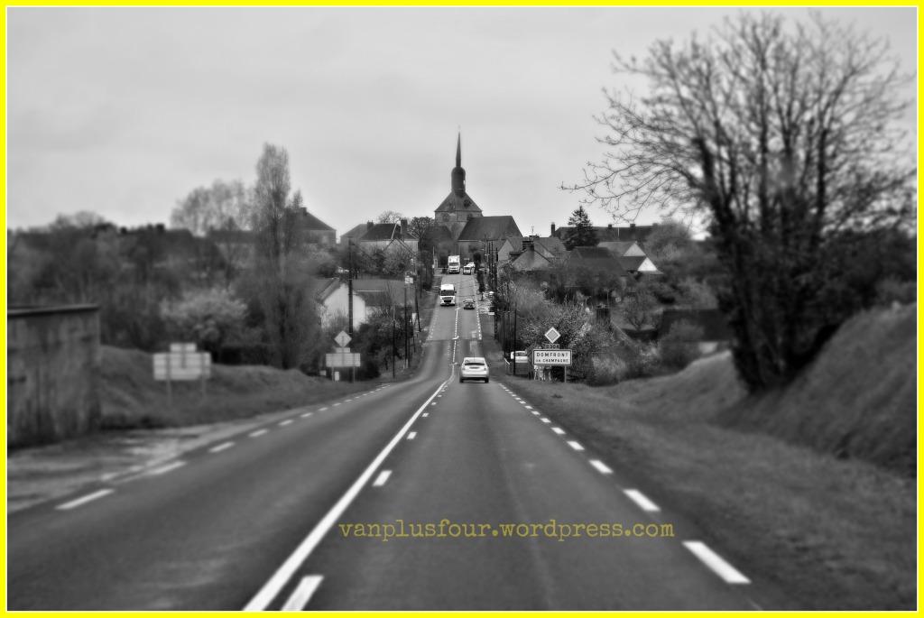 Carnac --> Yvre-l'Eveque