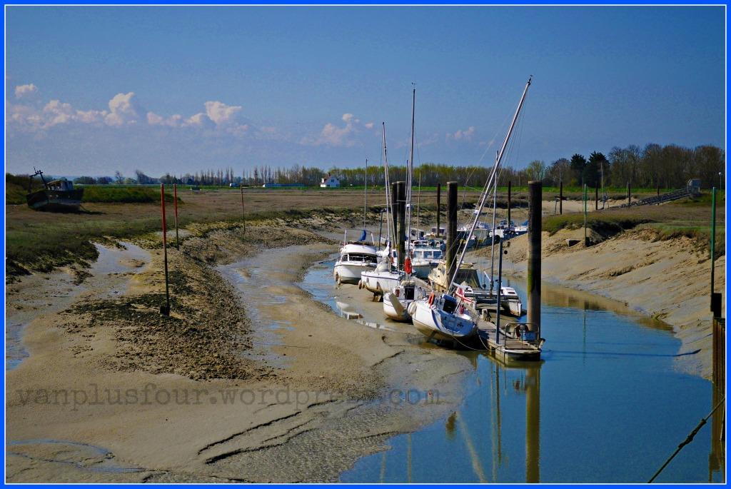 between Dieppe and Baie de la Somme