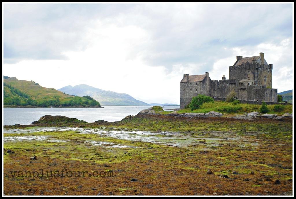 Eilean Donan Castle Highlands Scotland UK