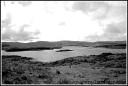 seal beach Dunvegan Castle Isle of Skye Highlands Scotland