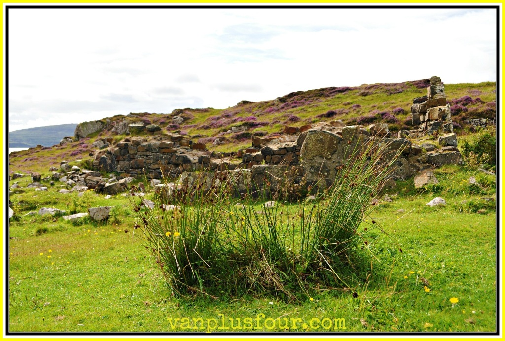 Coral Beach Isle of Skye Highlands Scotland