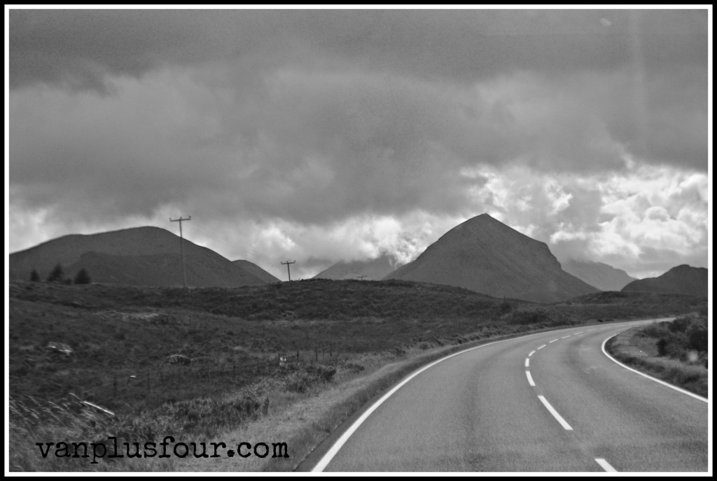 Isle of Skye Highlands Scotland