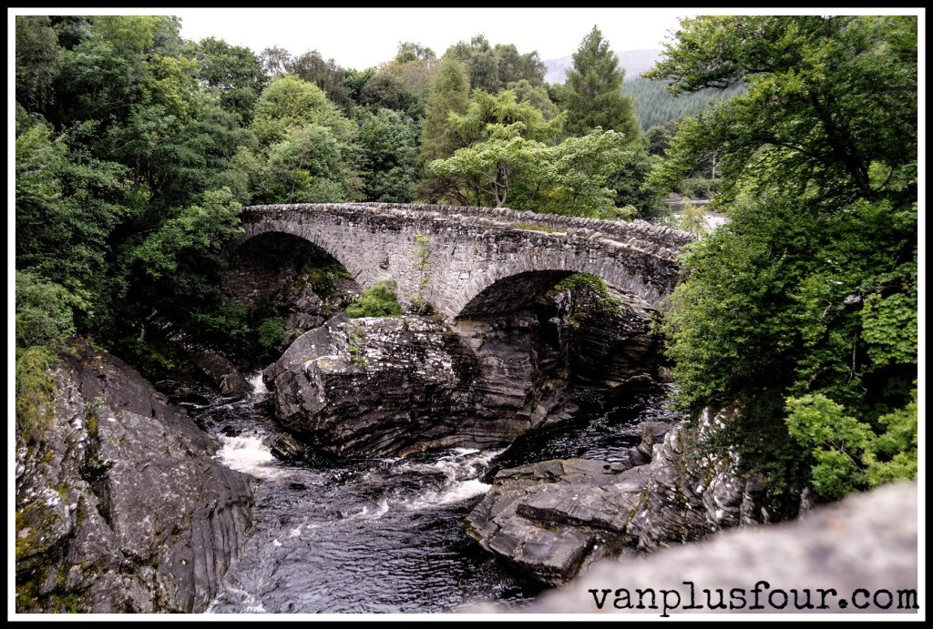 Glenbrittle Loch Ness Invermorison Bridge Scotland