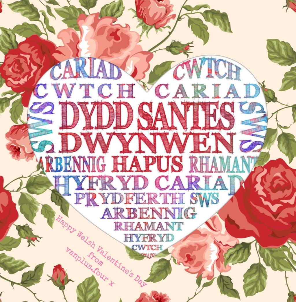 Welsh Valentine's Day