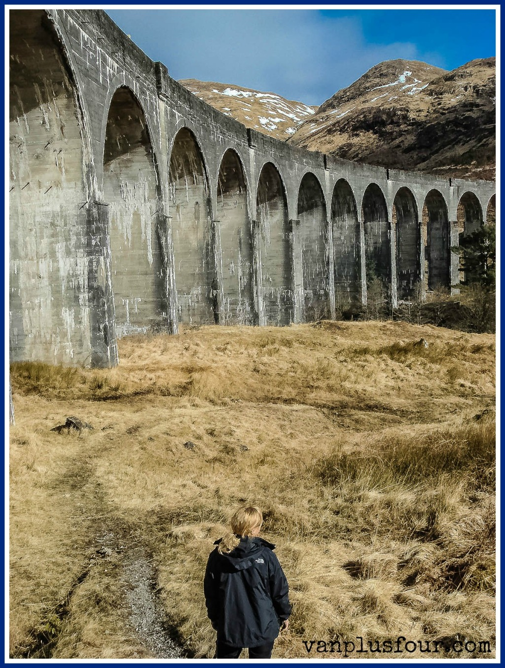Harry Potter bridge, Scotland