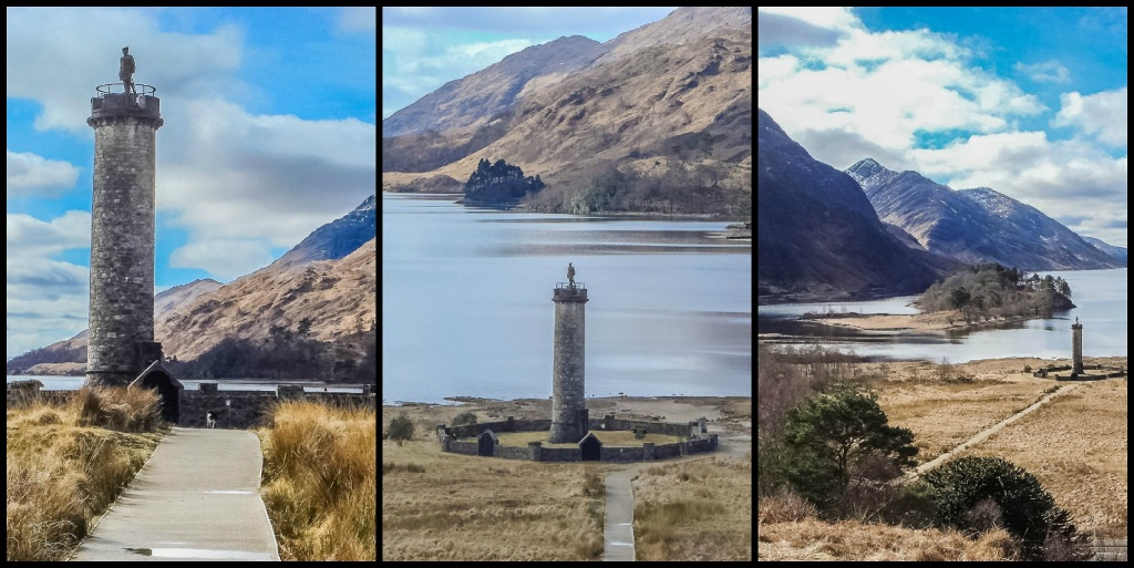 Loch Shiel, Glenfinnan monument