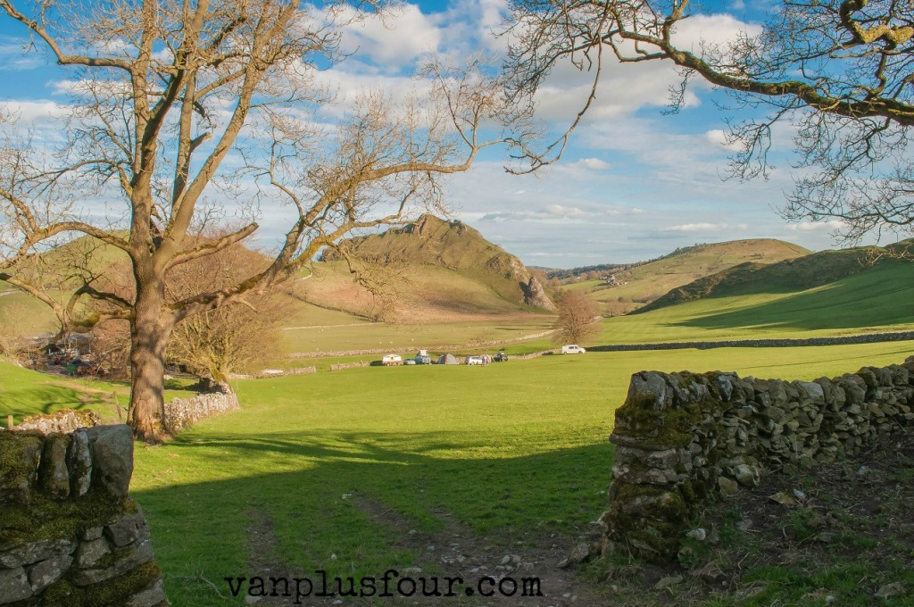 Dowall Hall Farm Peak District England