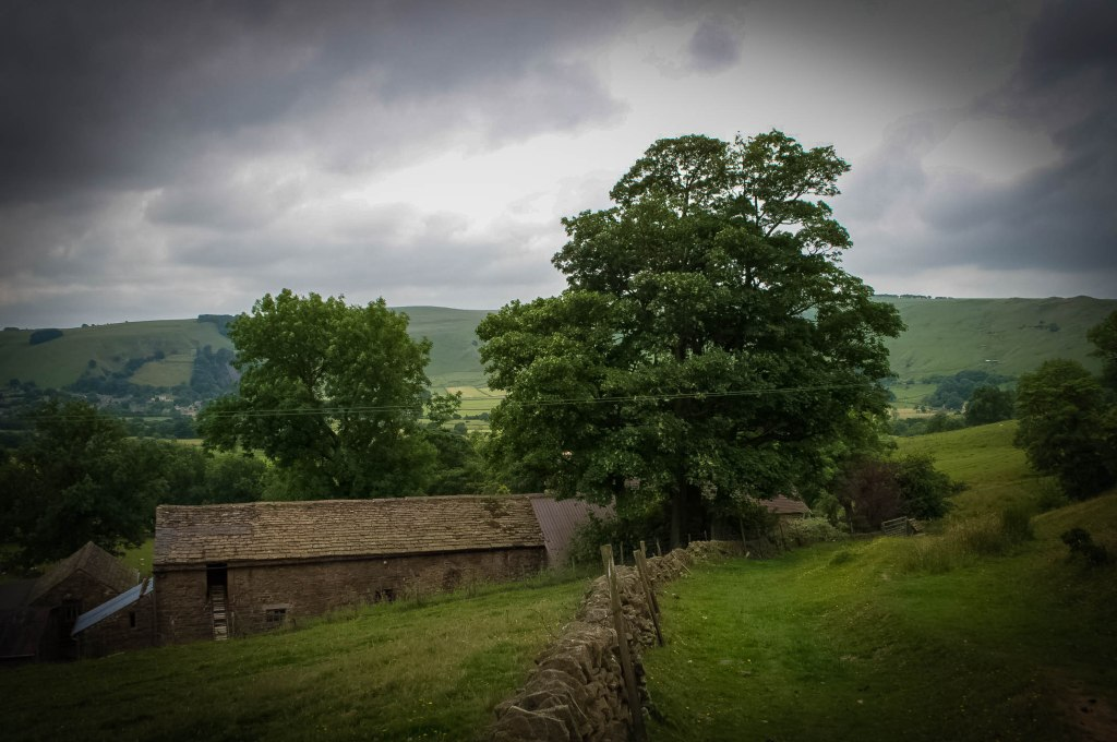 Waterside Farm, Edale Valley, Peak District, UK
