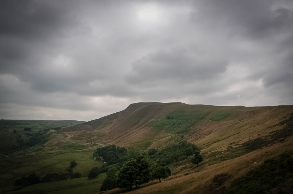 Edale Valley, Peak District, Derbyshire, England, UK
