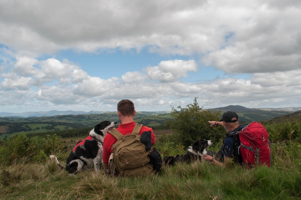 Corwen Walking Festival, Corwen, North Wales
