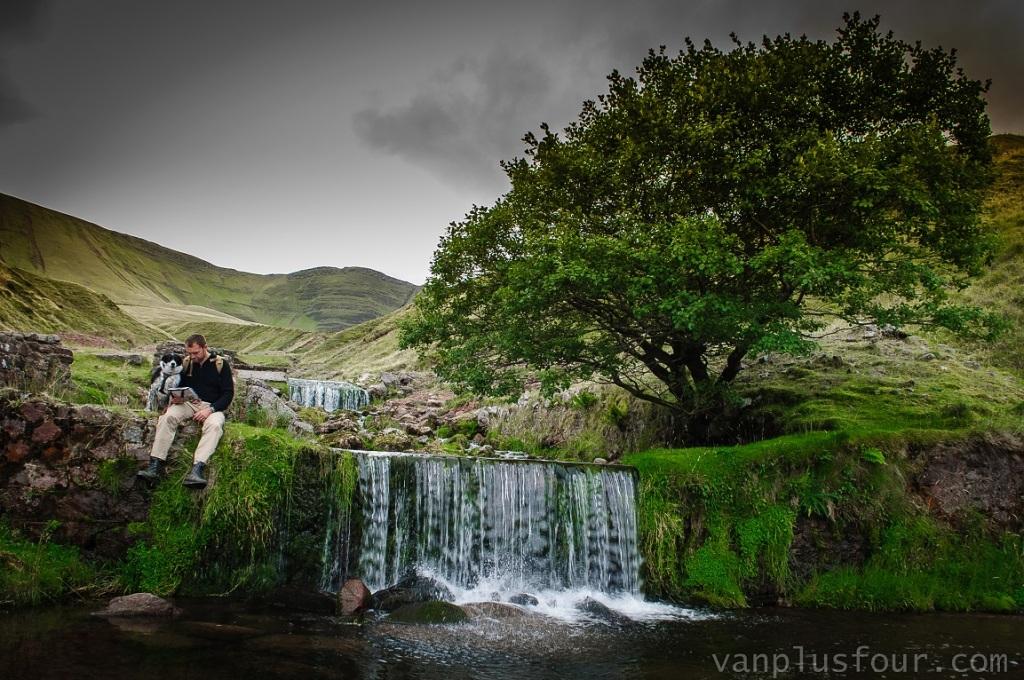 Llyn y Fan Fach, Powys, Mid Wales, UK