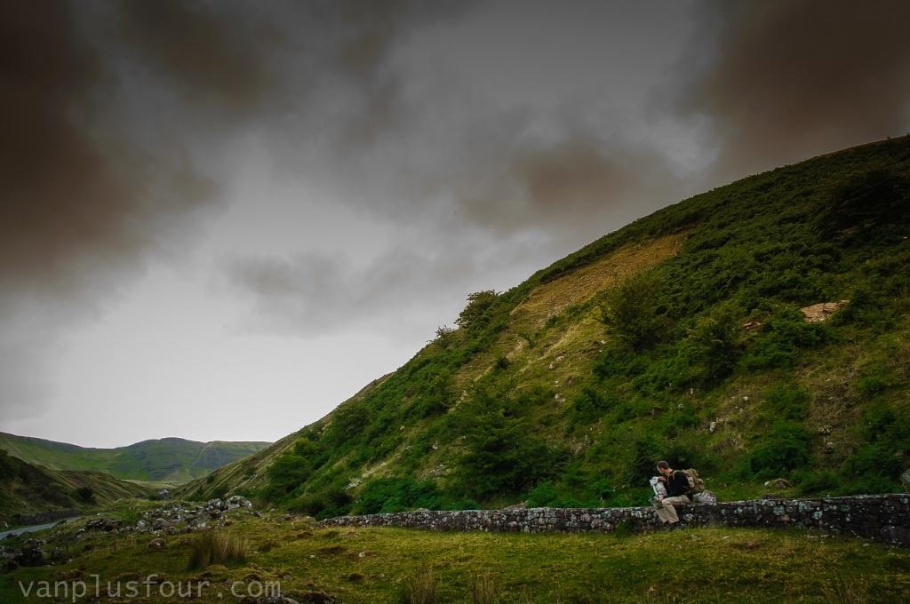 Llyn y Fan Fach, Powys, Mid Wales